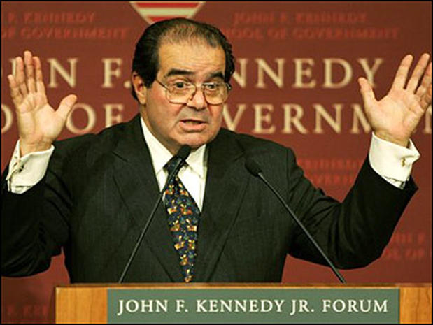 Antonin Scalia 1936-2016
