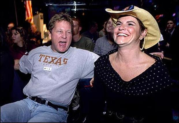 Celebrating Bush