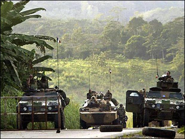Ivory Coast Violence Photoessay