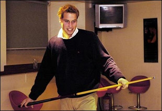 Prince William: 2004