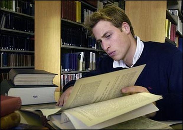 Prince William: 2004