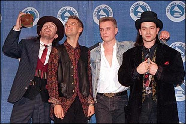 Rock Hall Inductions 2005