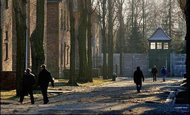 Auschwitz Liberation Anniversary