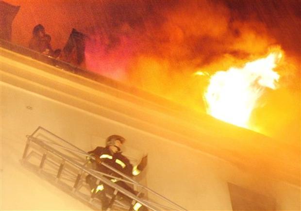 Deadly Paris Hotel Fire