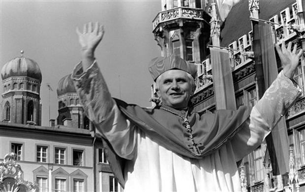 The life of Pope Benedict XVI: Images from 7 decades