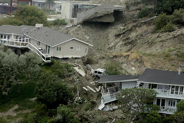 Laguna Landslide