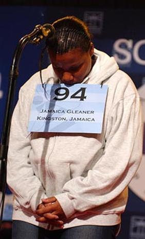 2005 Spelling Bee