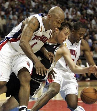 2005 NBA Finals:<br> Game 4