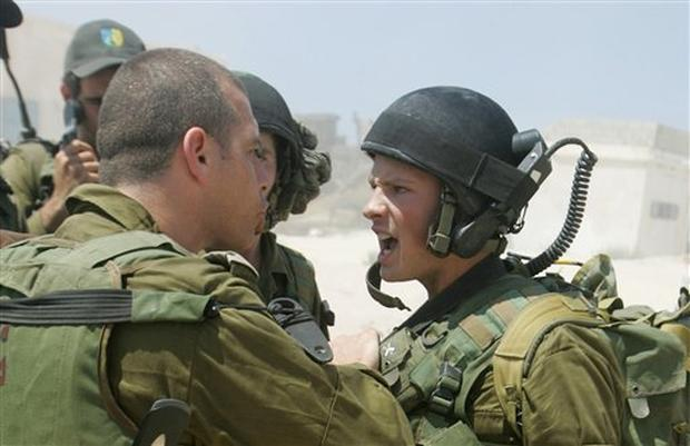 Israeli Settlement Withdrawal