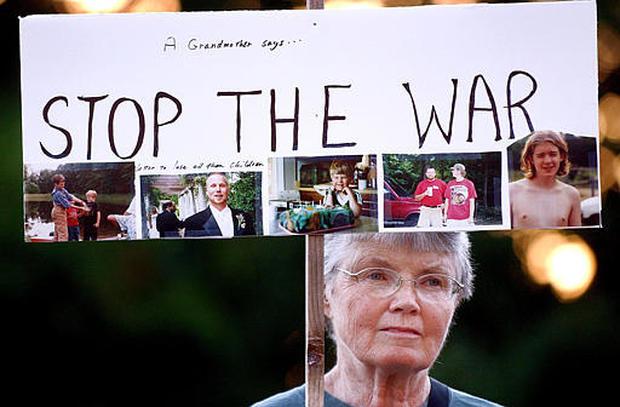 """Peace Mom"" Vigils"