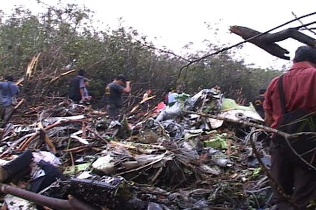 Peru Plane Crash