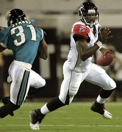 Michael Vick's Career