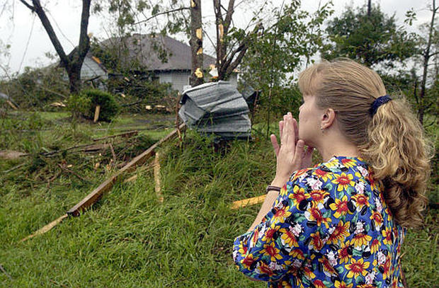 Katrina: Georgia