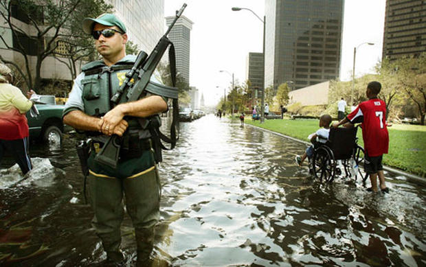 Hurricane Katrina: The Anniversary
