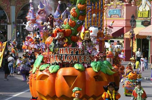 Pumpkins On Parade 2005