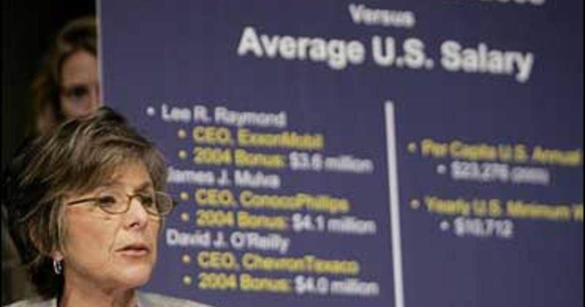 deb026c13a43 Congress To Oil Execs  Clarify - CBS News