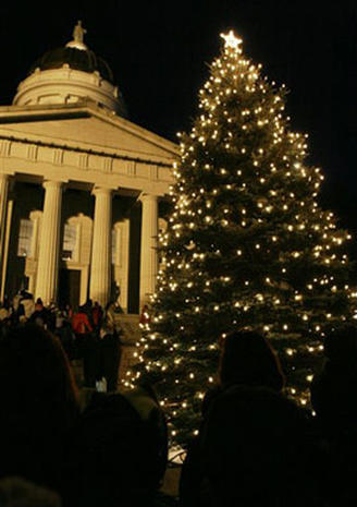 Montpelier, Vt. - All-American Christmas - Pictures - CBS News