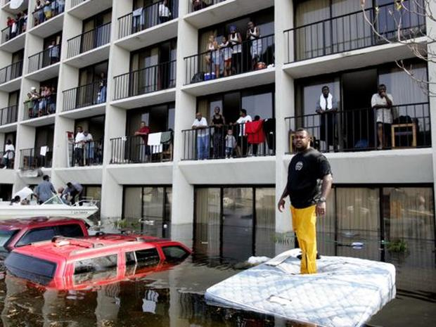 Year in Photos: Disasters