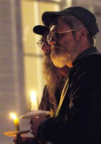 Vigil For Miners