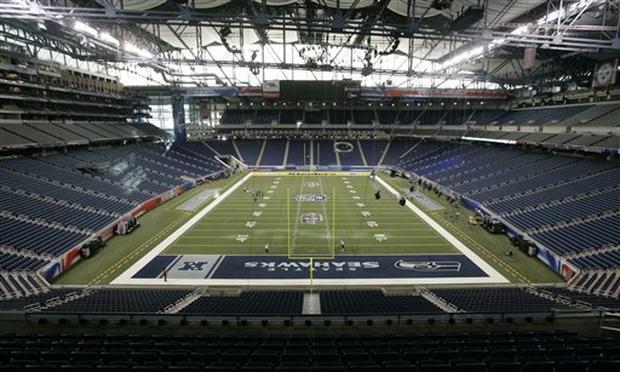Detroit: Super Bowl XL Host