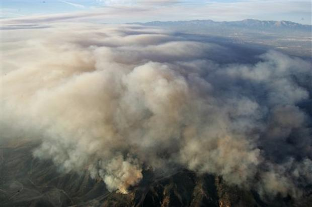Wind-Driven Wildfires