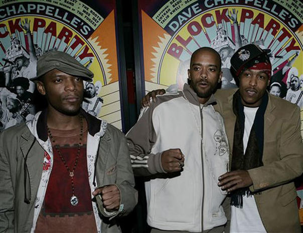 'Block Party' Premiere