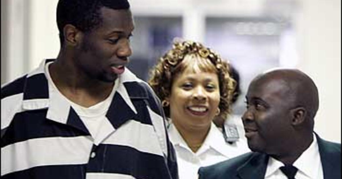 Lionel Tate Gets 30 Years In Jail Cbs News