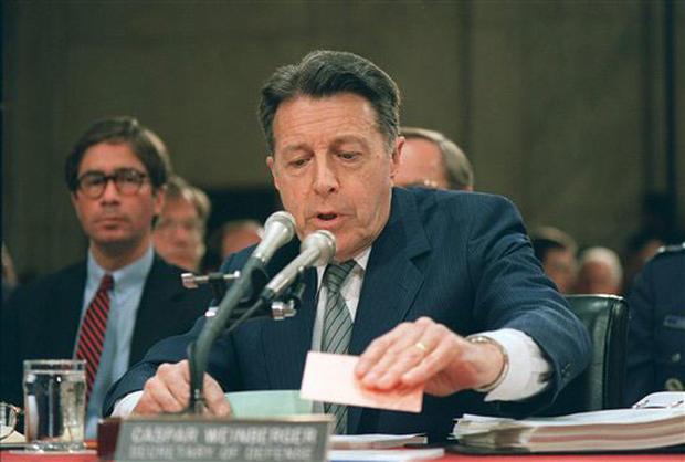 Caspar Weinberger