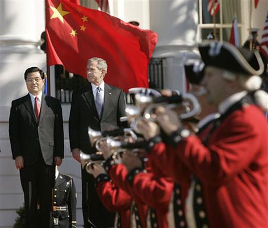 China's President Visits
