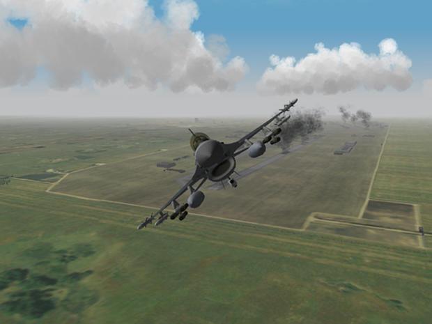 Falcon 4.0: Allied Force