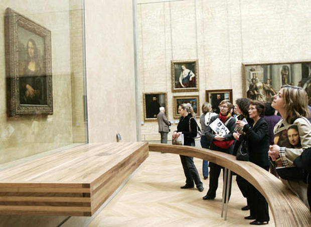 A Tour Of The Louvre