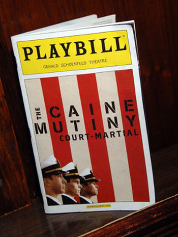 'Caine Mutiny' On Broadway