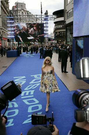 'Poseidon' Has Its UK Debut