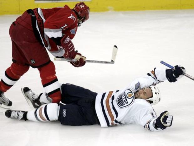 2006 Stanley Cup: <br>Game 2