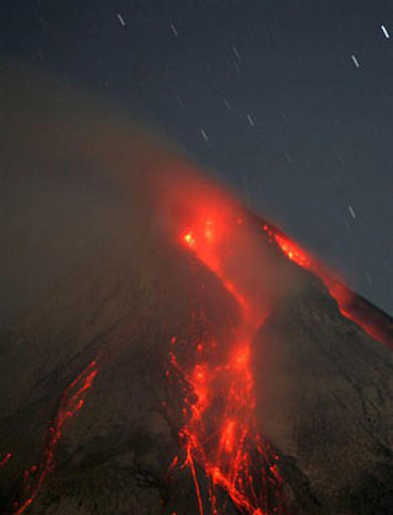 Lava In Java
