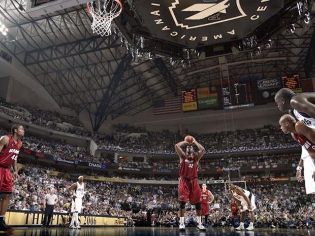 2006 NBA Finals <br>Game 1