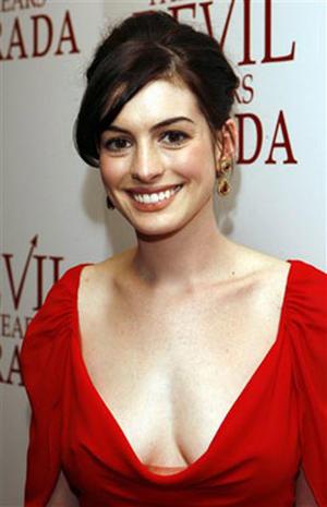 Anne Hathaway lesbisk sex