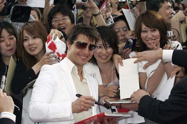 'M:i:III' Japan Premiere