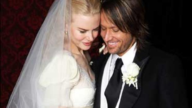 Keith Urban And Nicole Kidman To Renew Their Wedding Vows: Nicole Kidman And Keith Urban Marry