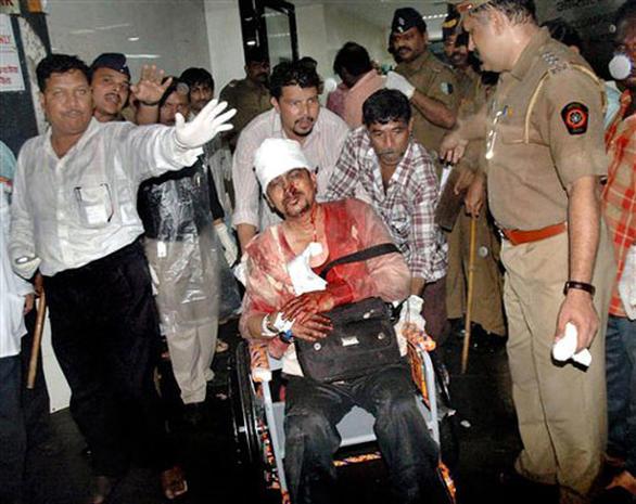 India Train Blasts