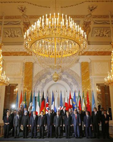 G-8 In Russia