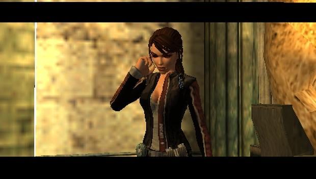 Psp Lara Croft Tomb Raider Legend Cbs News