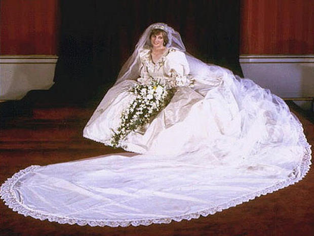 Diana's Majestic Wedding