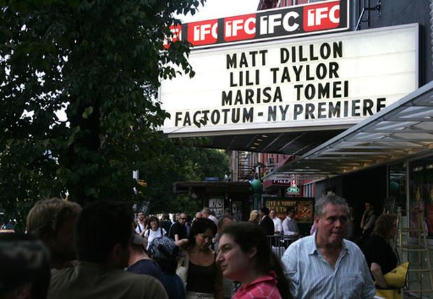 'Factotum' Premiere