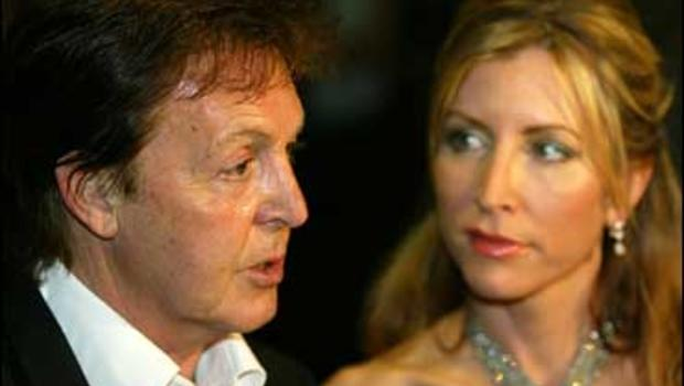 Paul McCartney Divorce Battle Gets Uglier
