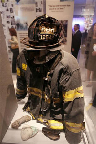 Tribute WTC Visitor Center Opens