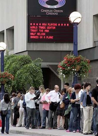 Toronto Film Festival Opens