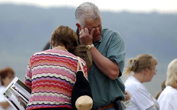 Grief Shared In Shanksville