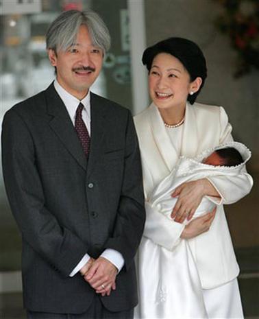 In Japan, It's A Boy