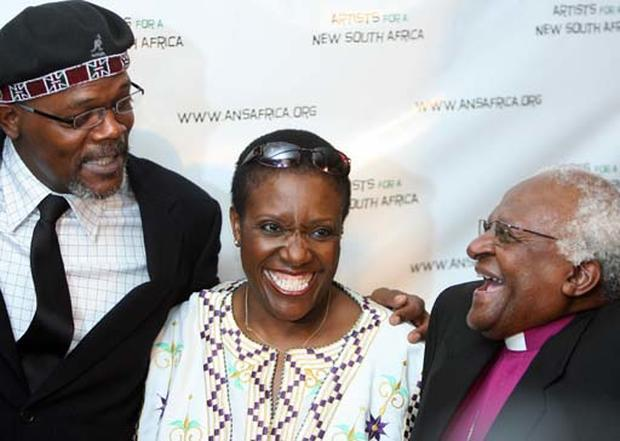 Bishop Tutu's Birthday